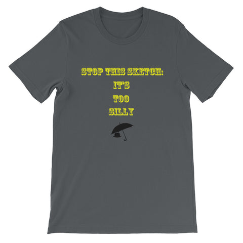 Stop This Sketch Short-Sleeve Unisex T-Shirt