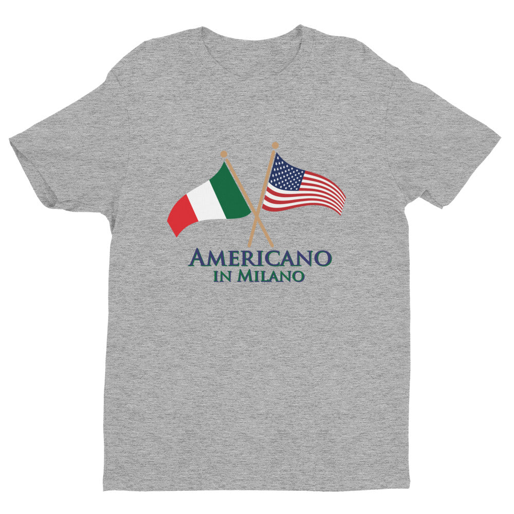 Americano in Milano Short Sleeve T-shirt