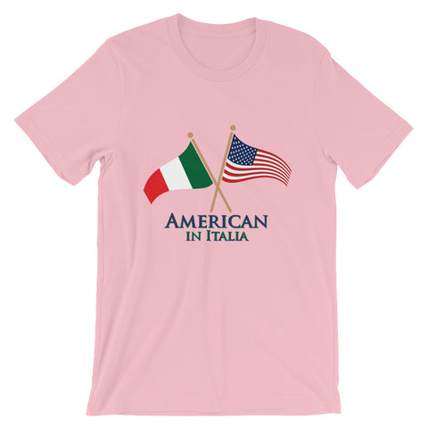 American in Italia Short-Sleeve Unisex T-Shirt