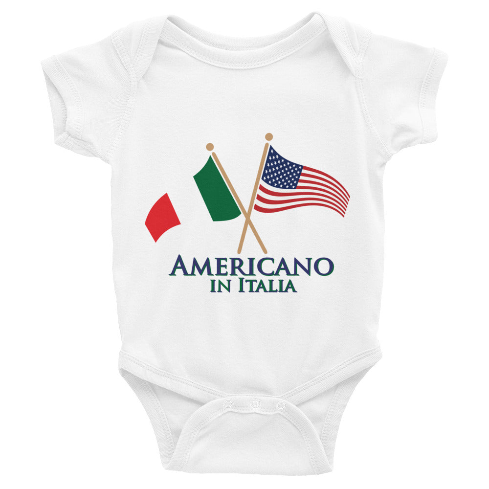 Americano in Italia Infant Bodysuit