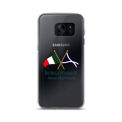 Borgotarese from Scotland Samsung Case