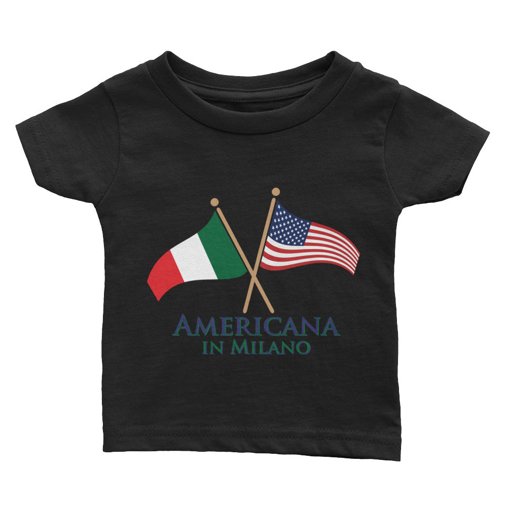 Americana in Milano Infant Tee