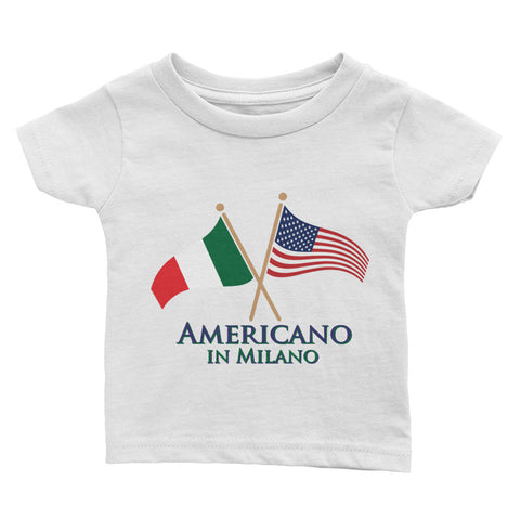 Americano in Milano Infant Tee