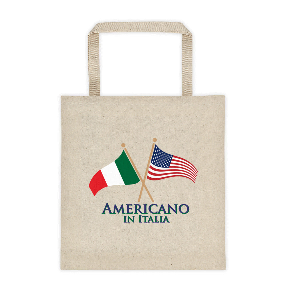 Americano in Italia Liberty Tote bag