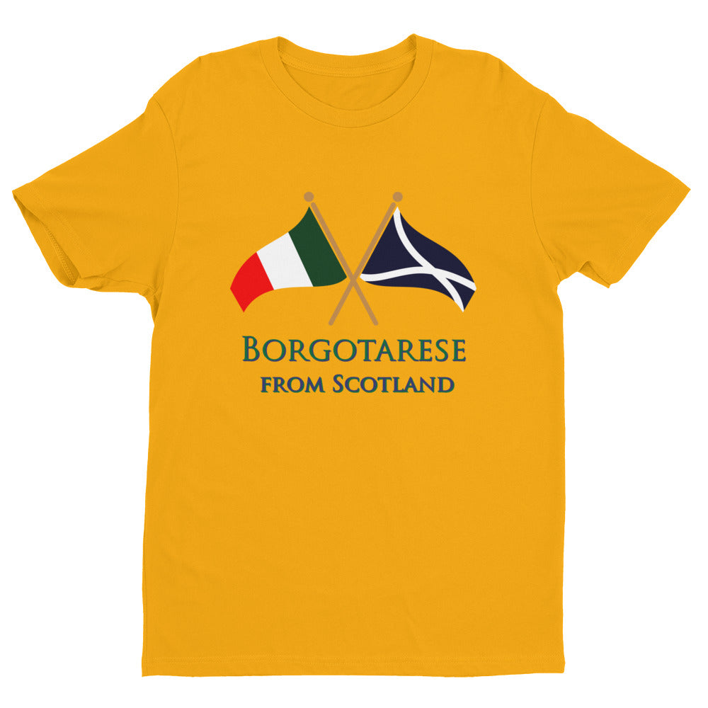 Borgotarese from Scotland Short Sleeve T-shirt