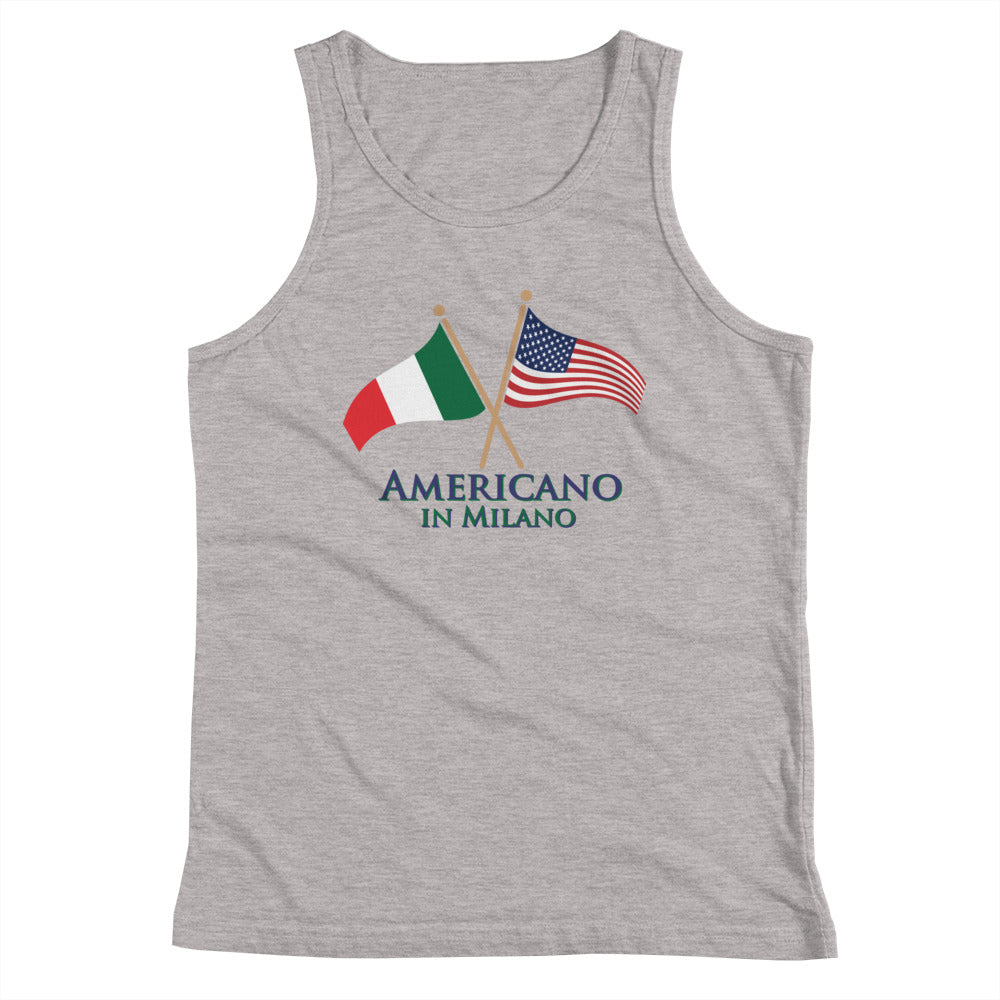 Americano in Milano Youth Tank Top