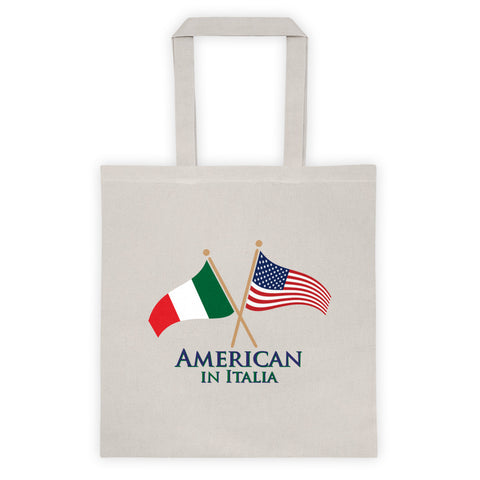 American in Italia Liberty Tote bag