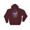 Image of American with Italian Roots Style 1 Unisex Hooded Sweatshirt