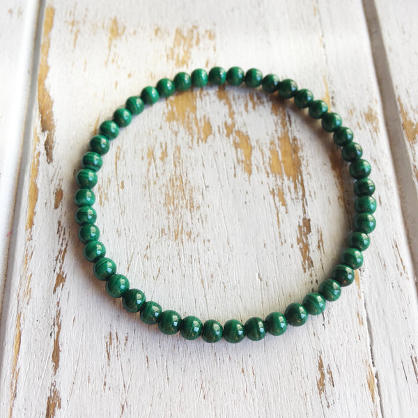 Malachite Bracelet - Mistico Mimi Wellness Centre & Essential Oils by Mistico Mimi