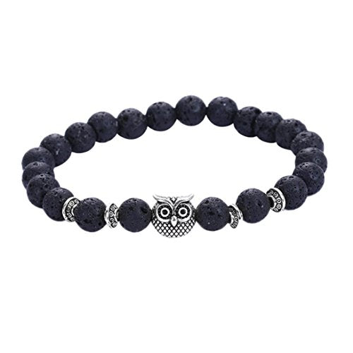 Essential Oil Owl Bracelet - Mistico Mimi Wellness Centre & Essential Oils by Mistico Mimi