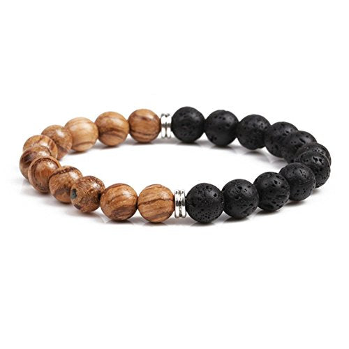 Essential Oil Picture Jasper Bracelet - Mistico Mimi Wellness Centre & Essential Oils by Mistico Mimi