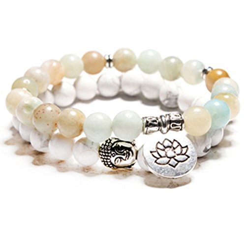 Amazonite Bracelets (Set of 2) - Mistico Mimi Wellness Centre & Essential Oils by Mistico Mimi