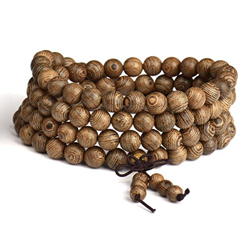 Sandalwood Mala Bracelet - Mistico Mimi Wellness Centre & Essential Oils by Mistico Mimi