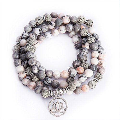 Mala Bracelet Necklace Combo - Mistico Mimi Wellness Centre & Essential Oils by Mistico Mimi