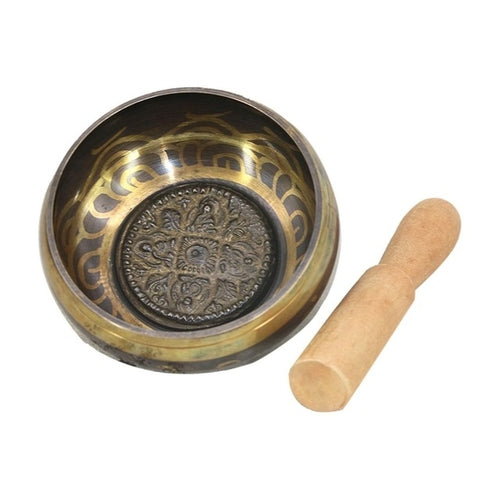 Tibetan Singing Bowl - Mistico Mimi Wellness Centre & Essential Oils by Mistico Mimi