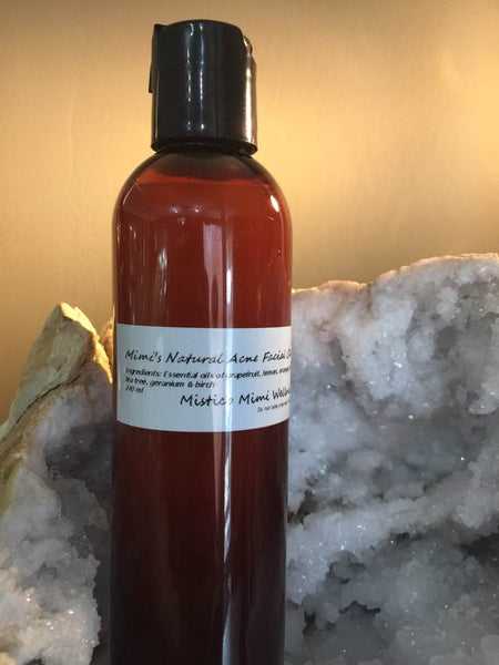 Natural Acne Facial Cleanser - Mistico Mimi Wellness Centre & Essential Oils by Mistico Mimi