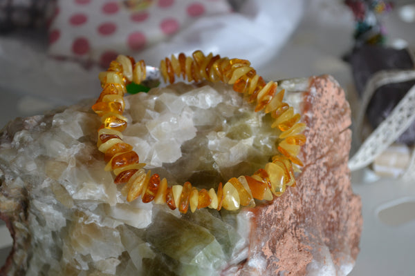 Baltic Amber Bracelet - Mistico Mimi Wellness Centre & Essential Oils by Mistico Mimi