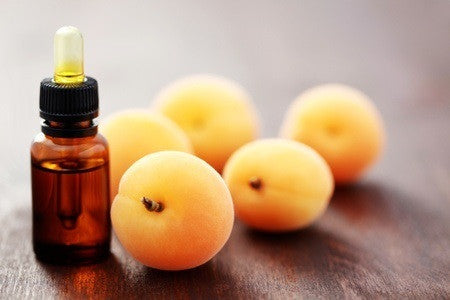 Apricot Kernel Carrier Oil - Essential Oils by Mistico Mimi - 2 Copyright: <a href='http://www.123rf.com/profile_matka_w'>matka_w / 123RF Stock Photo</a>