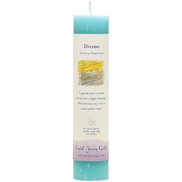 Crystal Journey Candle: Dreams - Mistico Mimi Wellness Centre & Essential Oils by Mistico Mimi