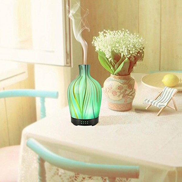 Aromatherapy Essential Oil Glass Diffuser - Mistico Mimi Wellness Centre & Essential Oils by Mistico Mimi