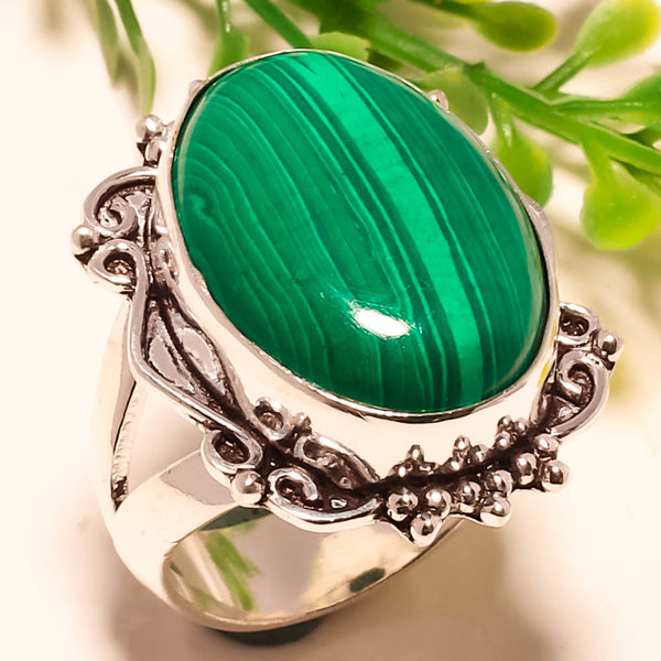 Malachite Ring - Mistico Mimi Wellness Centre & Essential Oils by Mistico Mimi