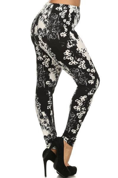 Leggings - Patterned - Mistico Mimi Wellness Centre & Essential Oils by Mistico Mimi