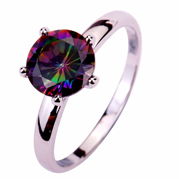 Womens' Crystal Ring - Mistico Mimi Wellness Centre & Essential Oils by Mistico Mimi