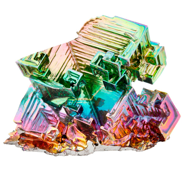 Rainbow Aura Bismuth Crystal Quartz - Mistico Mimi Wellness Centre & Essential Oils by Mistico Mimi