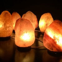 Himalayan Salt Lamp - Mistico Mimi Wellness Centre & Essential Oils by Mistico Mimi