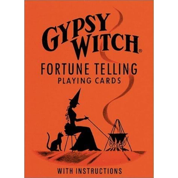 Gypsy Witch Fortune Telling Cards - Mistico Mimi Wellness Centre & Essential Oils by Mistico Mimi
