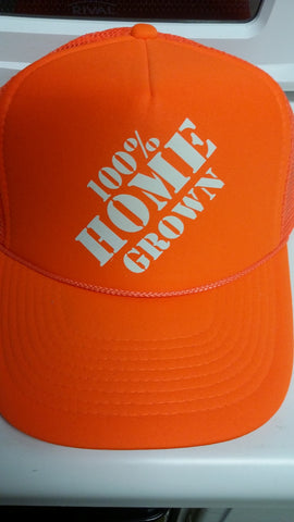 100% Home Grown Trucker Hat