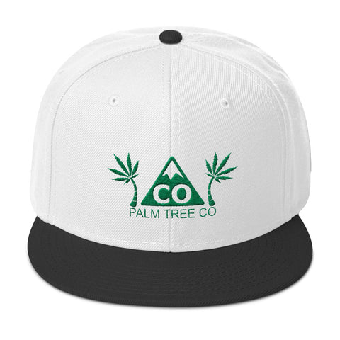 Colorado Palm Tree CO Snapback