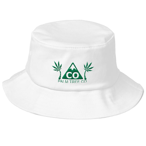 Colorado Palm Tree CO Bucket Hat