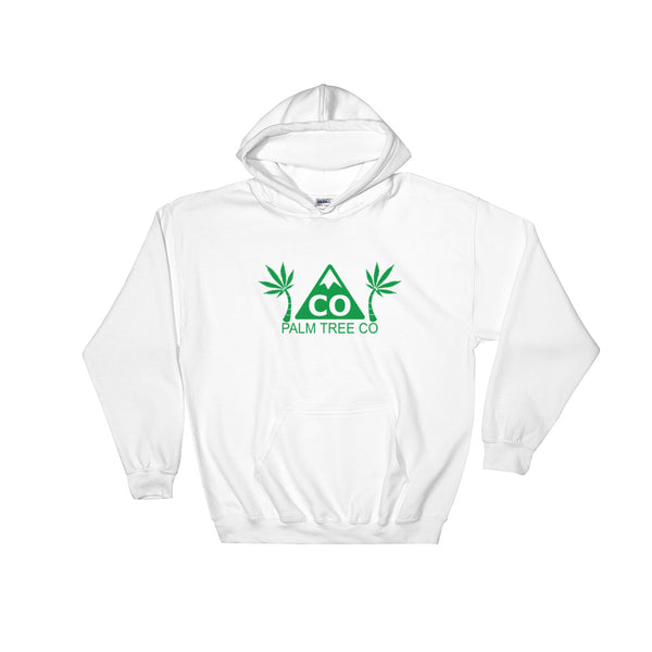 Colorado Palm Tree CO Hoodie