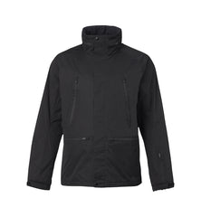BS X BURTON - HARBOR JACKET BLK