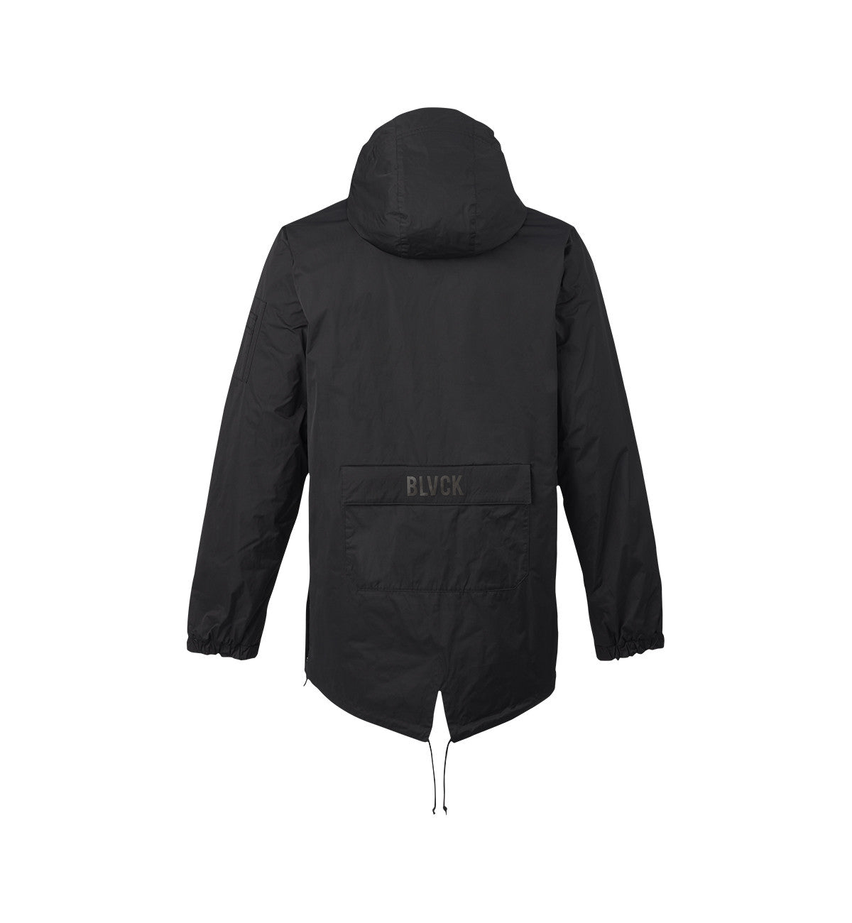 BS X BURTON - RAID REBEL REVERSIBLE ANORAK