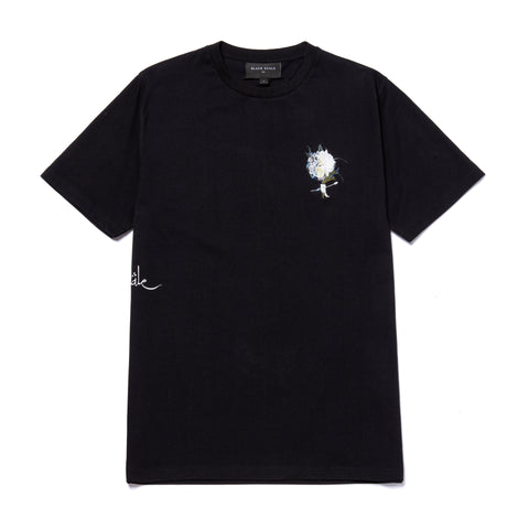 "BLVCK X GOLGO ""INDEPENDENCE DAY"" S/S TEE BLACK"