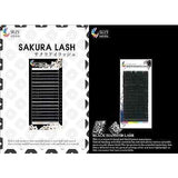 Professional & Training Eyelash Extensions Kit - Sakura Silk & Black Diamond Lashes & Lash Supplies - iLash Stuff