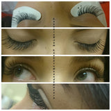 Black Diamond Lash by Suzy Natural ~ J Curl Lashes ~ Premium Individual Eyelashes - iLash Stuff
