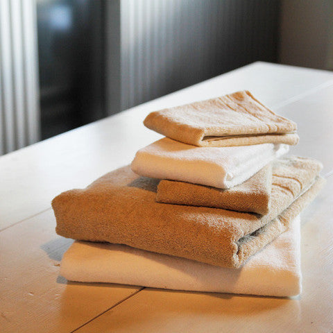 Organic 120 Wash Towel