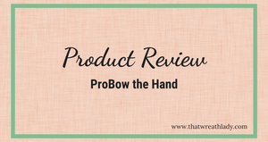 Product Review.  ProBow vs. Bowdabra