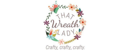That Wreath Lady
