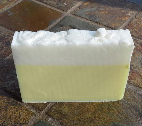 Banana Cream Pie Soap Bar
