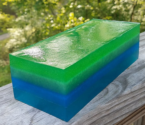 Southern Breeze Glycerin/Olive Oil Soap Loaf