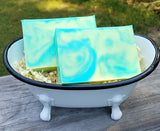 Hawaiian Coconut Shea Butter Soap Loaf