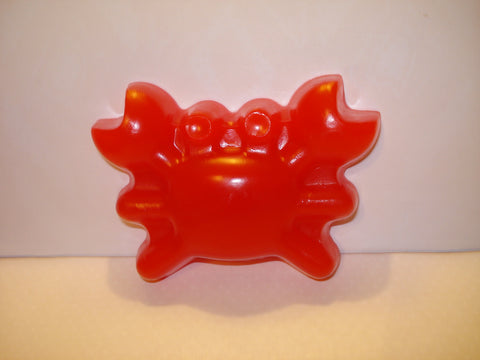 Crab Shaped Soap Bar
