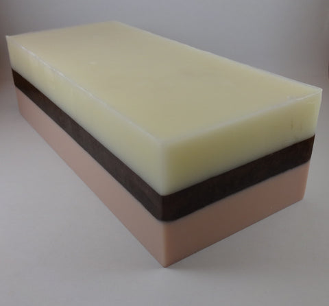 Creme Brulee Soap Loaf - Wholesale