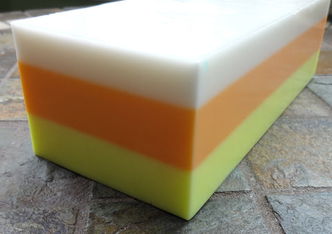 Soap - Candy Corn - Free Shipping