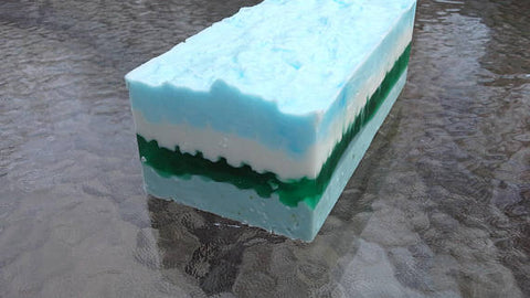 Soap Loaf - Seaside & Oats - Free Shipping