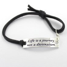 Life is a Journey  (blackstrap)